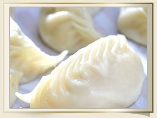 鼎泰豐鮮魚蒸餃(8入)的圖片
