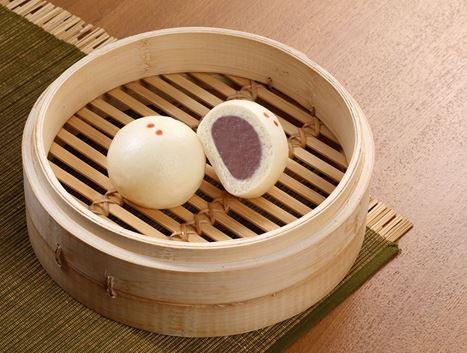 素-鼎泰豐芋泥大包(5入)的圖片