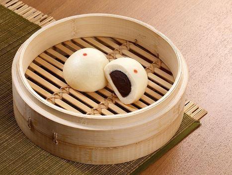 素-鼎泰豐豆沙大包(5入)的圖片