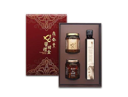 豐味XO醬醋禮盒的圖片