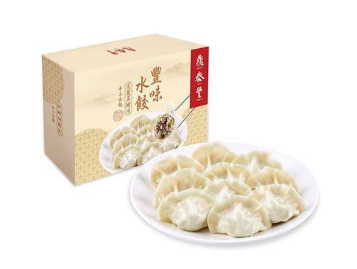 高麗菜水餃禮盒(20入)的圖片