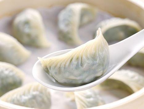 素-鼎泰豐香菇素餃(8入)的圖片